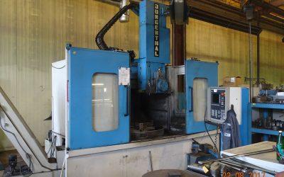 CNC Karusselldrehmaschine Fabrikat Jungenthal