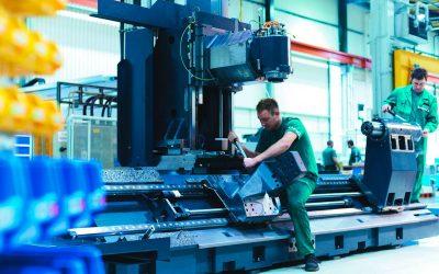 Zyklengesteuerte Drehmaschine NEF+710 Fabrikat Gildemeister