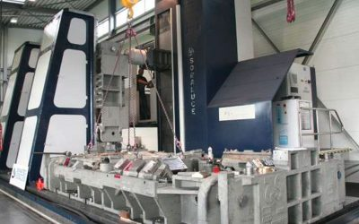 CNC Horizontal Fräsmaschine Fabrikat Bimatec Soraluce TA-A 25