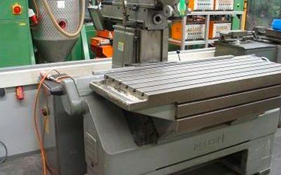 CNC Horizontal Fräsmaschine Fabrikat EBM 2600